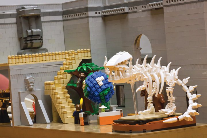 lego night at the museum rumphy