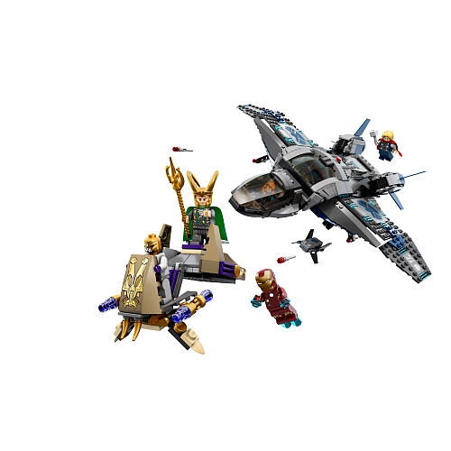 Lego Marvel Sets Available for Pre-order at Toys R Us + New Pics ...