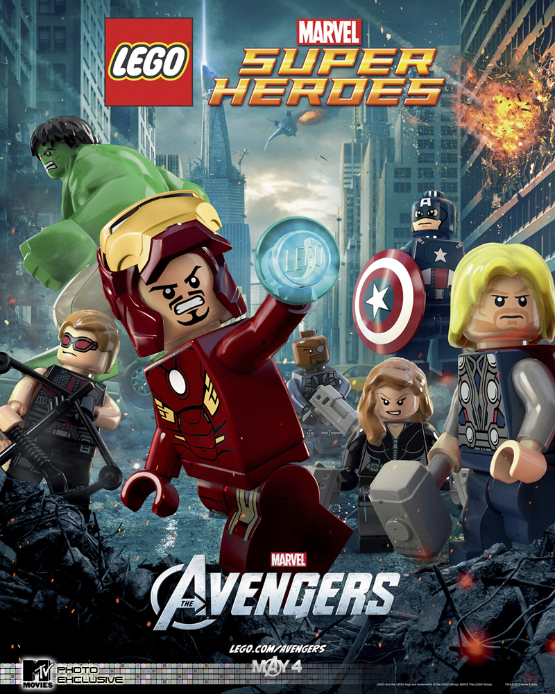 May The Fourth Be With You Toys R Us: Lego Avengers