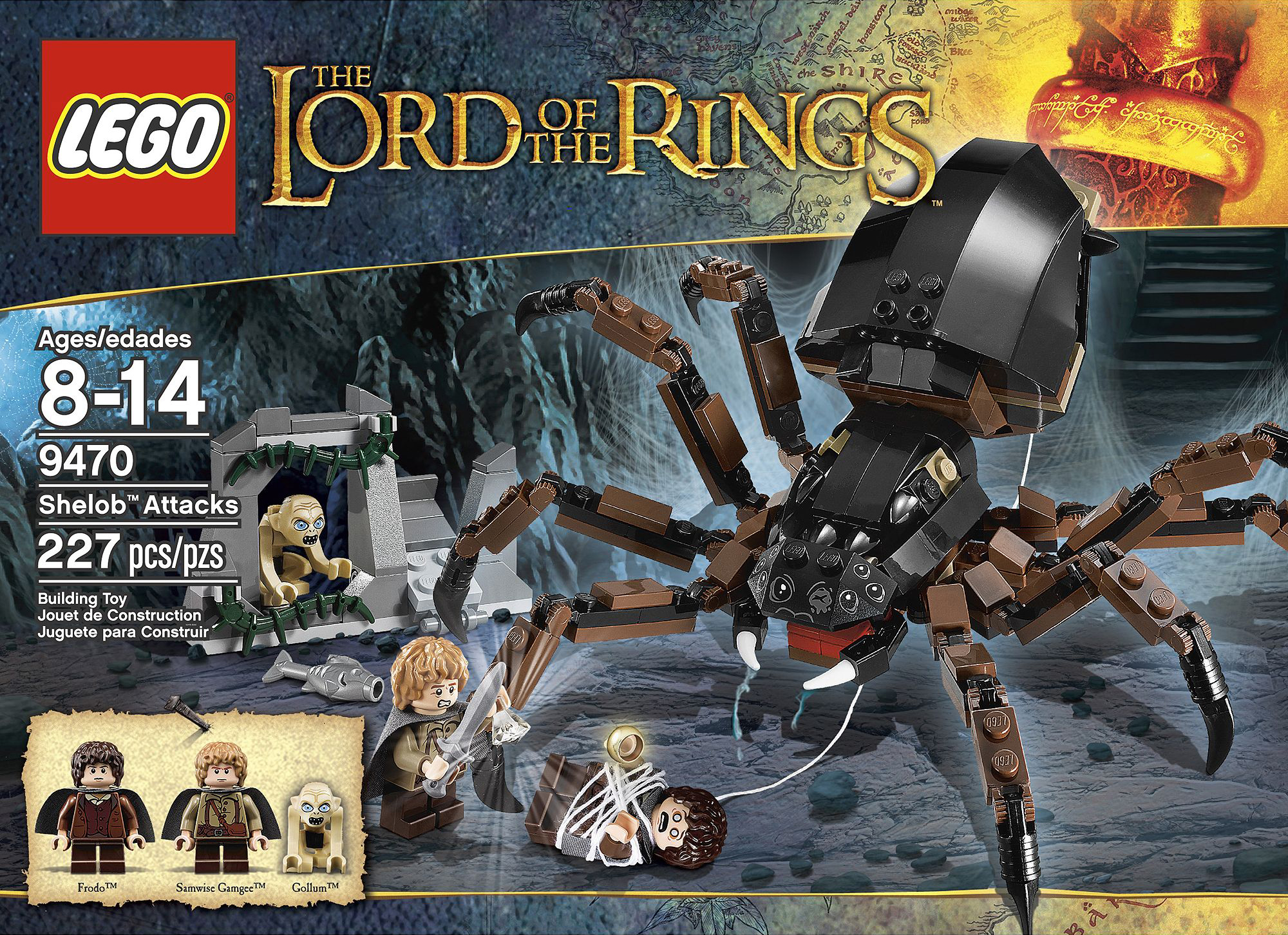 lego lord of the rings - photo #7