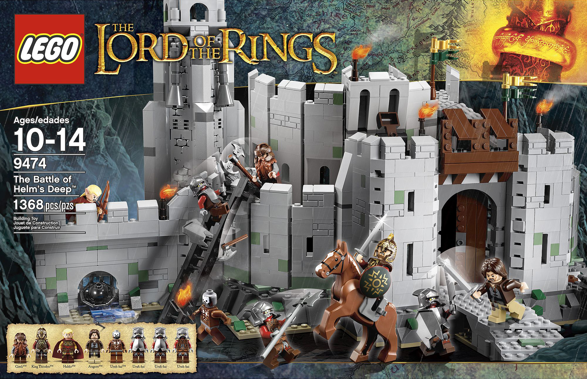 lego lord of the rings - photo #5